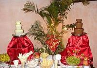 Cascatas de Chocolate
